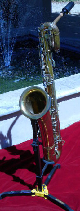 Conn 12M Baritone Saxophone for sale  Gerry Mulligan